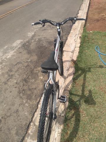 Bicicleta aro 26 Caloi - Foto 3