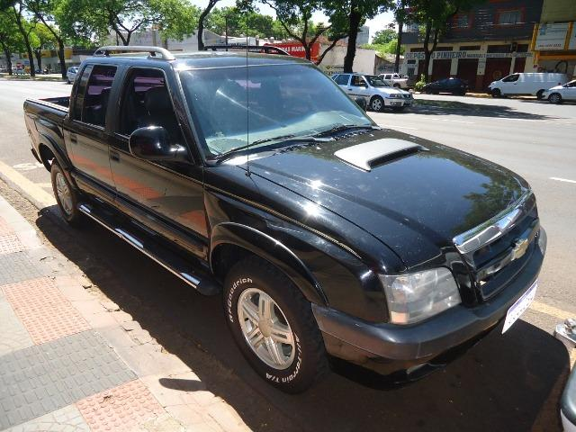 S10 Executive 2.8 4x2 Diesel CD ( Cabine Dupla )