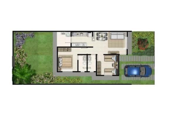Casa 2 Quartos - condomínio Aroeira - Setor Estrela Dalva - Goiânia - Foto 6