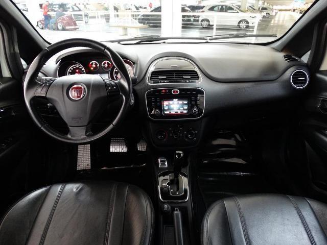 Fiat Punto Blackmotion 1.8 Flex Automático Branco - Foto 7