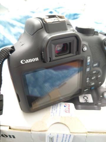 Câmera canon rebel t6 - Foto 2