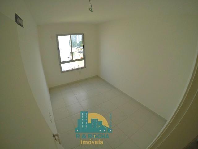 Condomínio River_Side | Apto de 66m² || 2 quartos_Sendo 1 suíte | 1 Vaga de Garagem - Foto 5