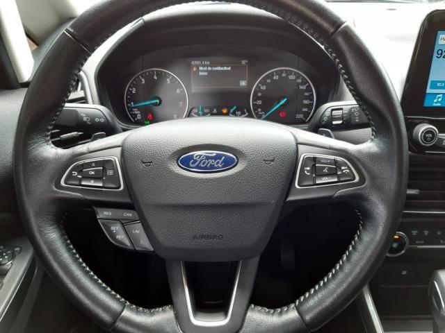 Ford Ecosport 1.5 Freestyle Automático 18/19 - Troco e Financio! - Foto 9
