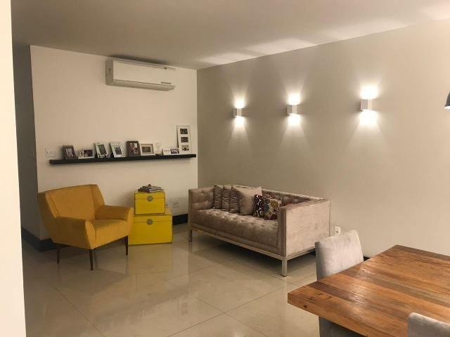Apartamento com 3 dormitórios à venda, 122 m² por r$ 850.000 - bairro jardim - santo andré - Foto 6