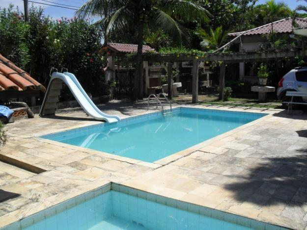 Linda casa em Praia Seca com duas piscinas