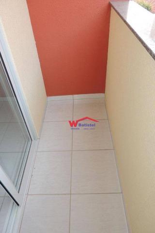 Apartamento com 2 dormitórios à venda, 53 m² rua são pedro nº 295 - vila alto da cruz iii  - Foto 4