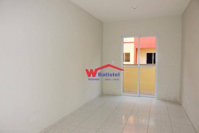 Apartamento com 2 dormitórios à venda, 53 m² rua são pedro nº 295 - vila alto da cruz iii  - Foto 5