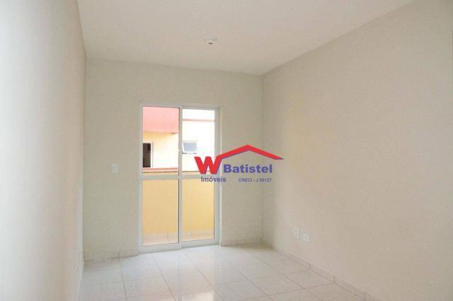 Apartamento com 2 dormitórios à venda, 53 m² rua são pedro nº 295 - vila alto da cruz iii  - Foto 2