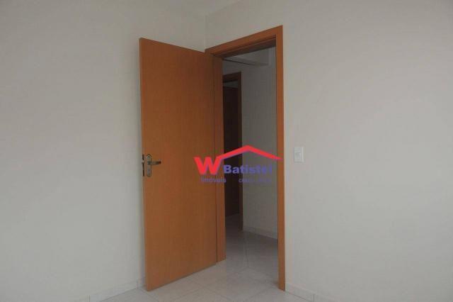 Apartamento com 2 dormitórios à venda, 53 m² rua são pedro nº 295 - vila alto da cruz iii  - Foto 11