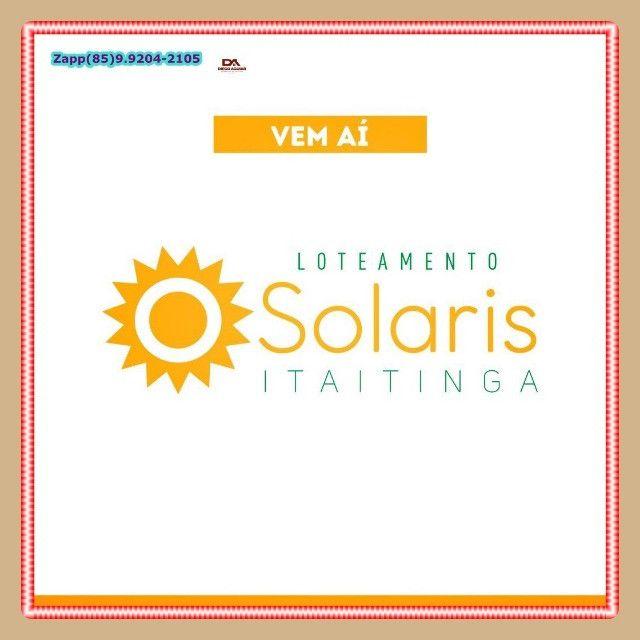 Solaris Loteamento { Pronto para construir}. - Foto 2