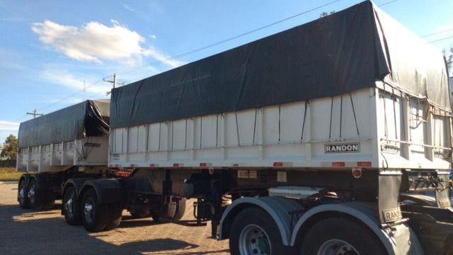 Bi-Caçamba Randon-Beto Caminhões SM - Foto 2