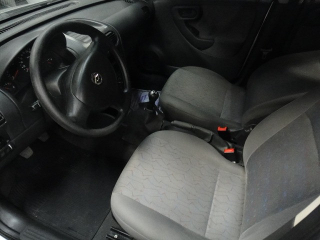 Chevrolet Corsa Maxx 1.4 8v Flex Completo 2010 Prata - Foto 5