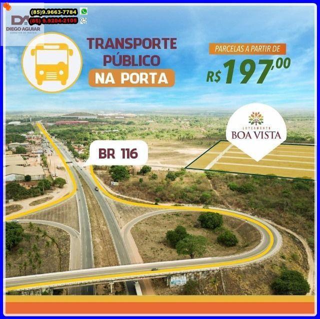Loteamento Boa Vista seu Novo lar pertinho de Fortaleza > - Foto 16