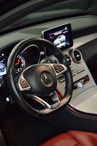 Mercedes C 450 C450AMG4M 367HP TETO 36 MIL KM 4P - Foto 17