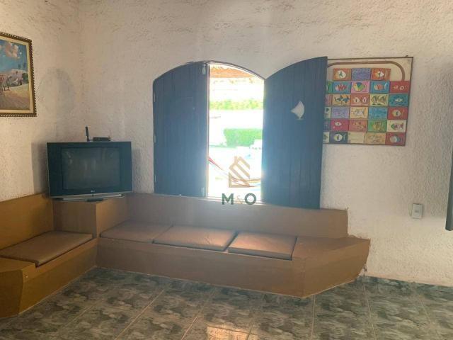 Casa com 6 dormitórios à venda, 400 m² por R$ 1.500.000,00 - Porto das Dunas - Aquiraz/CE - Foto 15