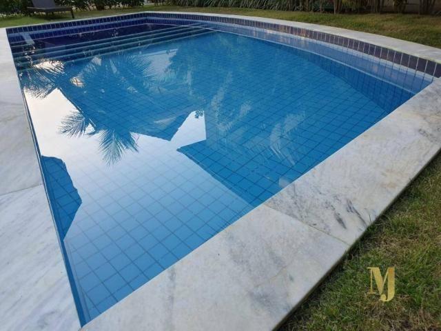Casa com 5 dormitórios à venda, 190 m² por R$ 3.200.000,00 - Praia Muro Alto - Ipojuca/PE - Foto 3