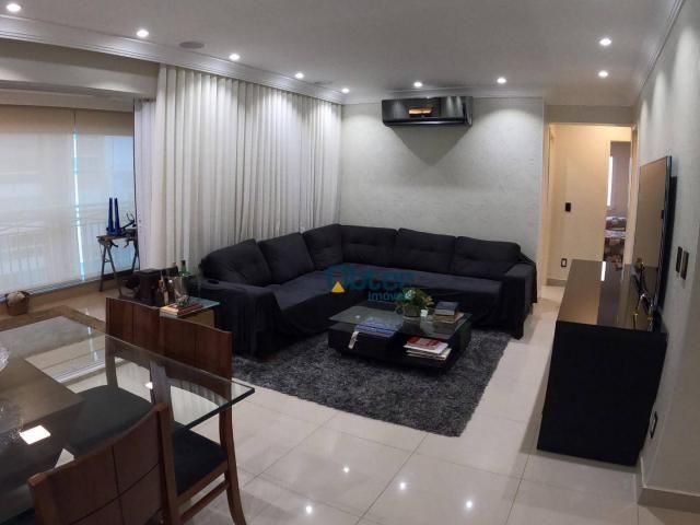 Apartamento com 3 suítes para alugar por R$ 7.150/mês - Setor Marista