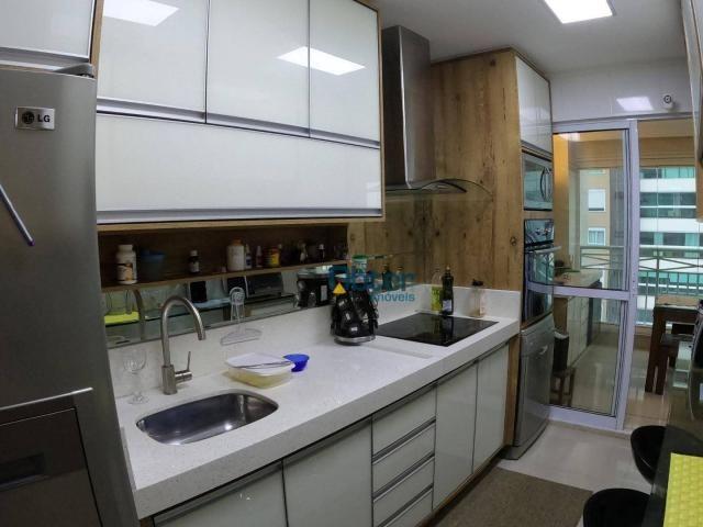 Apartamento com 3 suítes para alugar por R$ 7.150/mês - Setor Marista - Foto 10