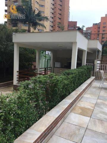 Apartamento com 4 dormitórios à venda, 300 m² por R$ 4.100.000 - Indianópolis - São Paulo/ - Foto 18