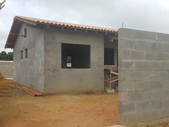 Sua casa com apenas R$ 499,00 de entrada saia logo so aluguel - Foto 4