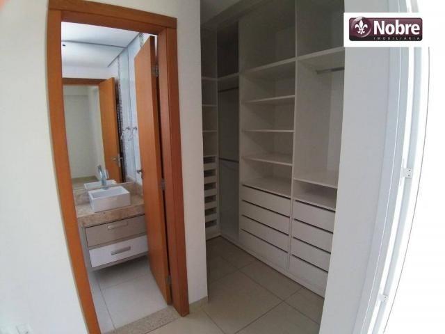 Apartamento com 3 dormitórios à venda, 92 m² por r$ 470.000,00 - plano diretor sul - palma - Foto 20