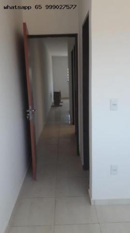 Casa para Venda em Várzea Grande, Colinas Verdejantes, 2 dormitórios, 1 banheiro - Foto 9