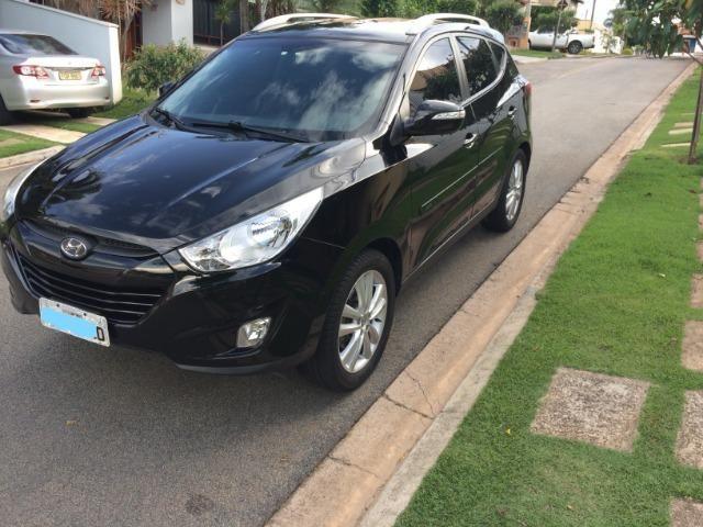 Hyundai IX35 2014 - Preta - Automática