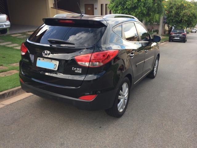 Hyundai IX35 2014 - Preta - Automática - Foto 2