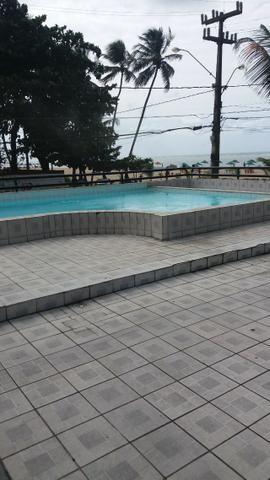 Alugo Flat Beira Mar Mobiliado Mensal e/ou Temporada - Foto 11