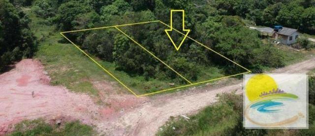 Terreno à venda, 624 m² por R$ 65.000,00 - Praia do Imperador - Itapoá/SC - Foto 2