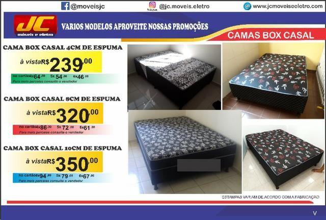 Lindas camas box direto de fabrica - Foto 2