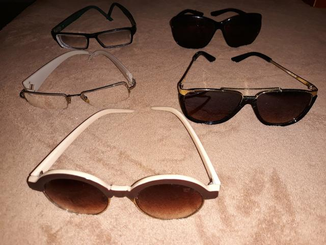 Armações óculos femininos - Foto 3