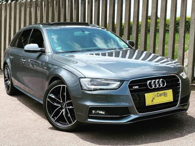Audi a4 avant s-line 1.8 170cv tsfi multitronic cvt