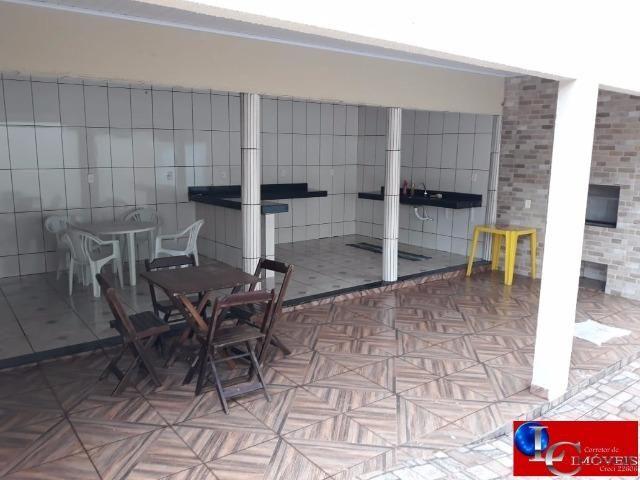 Chácara com mina d'água, tanque para peixes, casa, varanda, chuurrasqueira - Foto 7