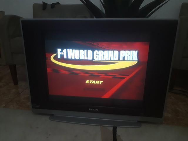 TV analógica Philips