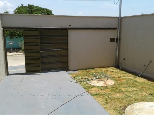 Linda Casa, 3Q, suite, 90m2, no Residencial Solar Central Park - Ap. de Goiânia R$ 175.000 - Foto 2