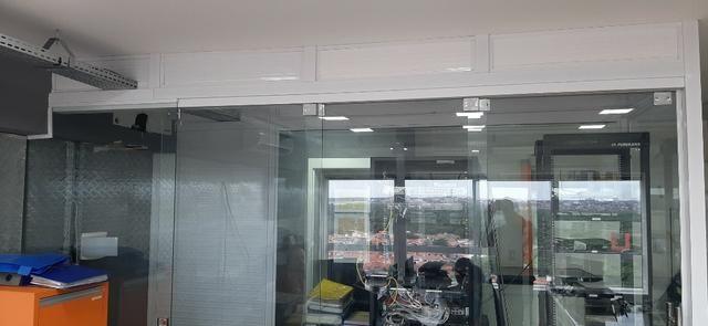Vitrine de vidro e alumínio (vidros sem arranhões) - Preço de oportunidade - Foto 4
