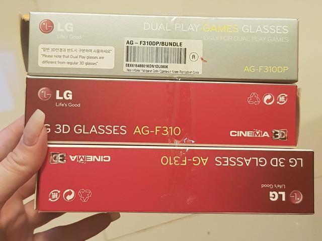 Smart TV Led LG 3D 42'' lm7600 - Foto 3