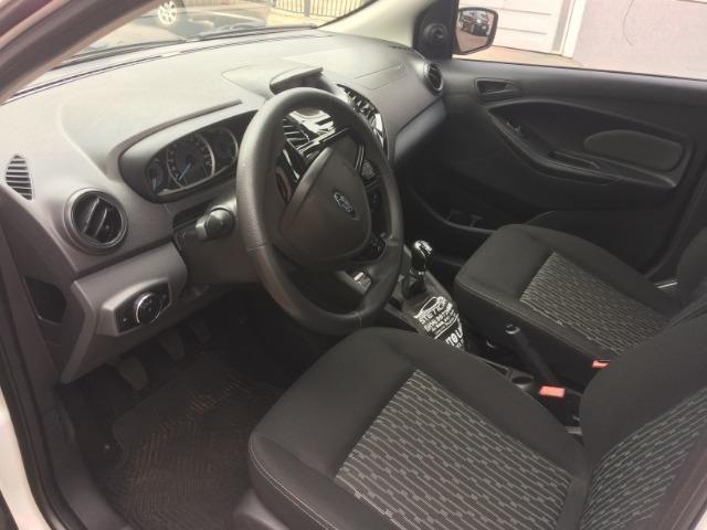 Ford KA Sedan 1.5 em perfeito estado, único dono - Foto 4