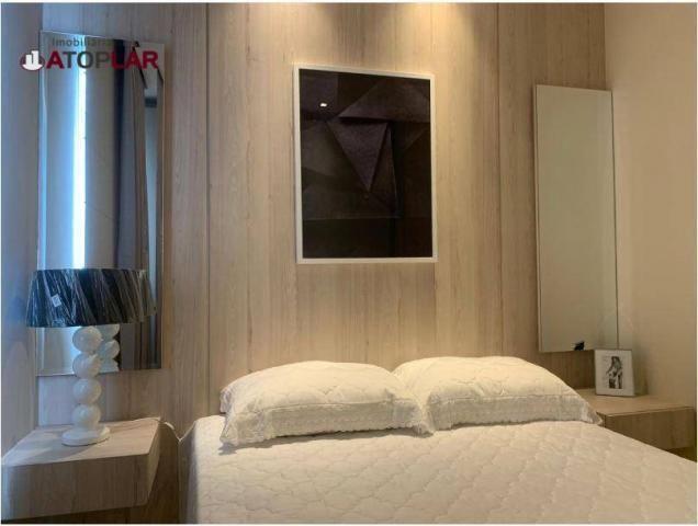 Apartamento garden com 3 dormitórios à venda, 208 m² por r$ 1.230.000,00 - pioneiros - bal - Foto 13