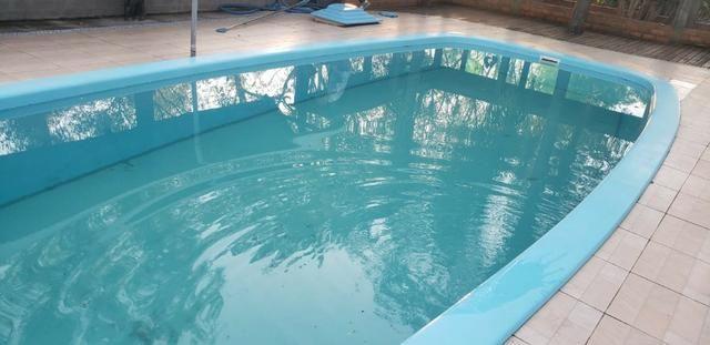 Sitio com piscina, pare de passar calor nesse verão! - Foto 2