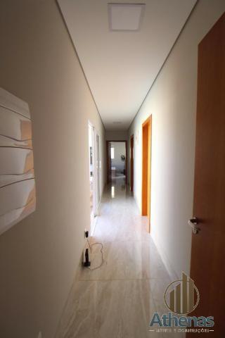 Condomínio Belvedere casa térrea com 3 Suítes sendo 1 master com clouset - Foto 9