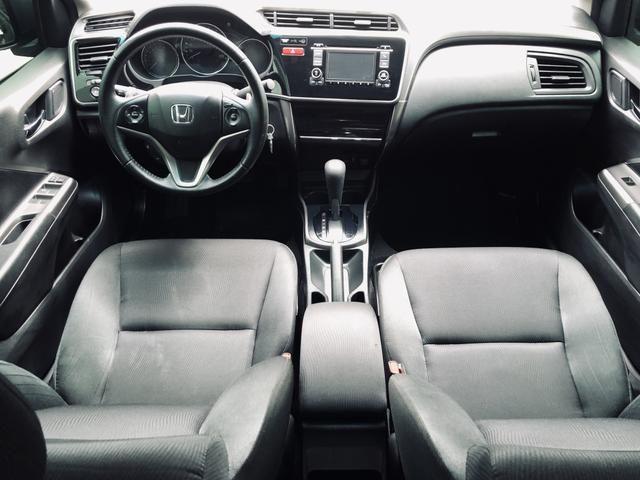 Honda City EX 1.5 Aut. 2016 (aceito troca) - Foto 2