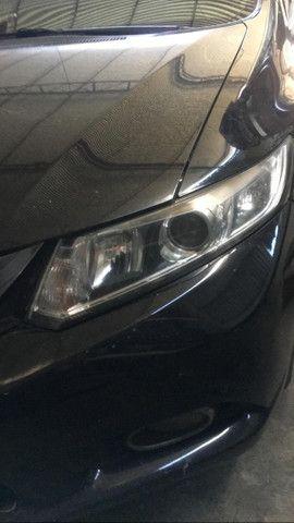 Honda Civic 2014 sucata somente peças - Foto 2