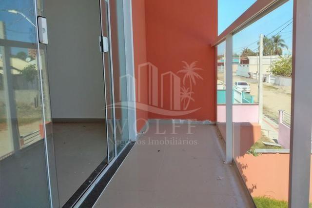 JD346 - Sobrado com 3 suítes + 1 dormitório térreo em Barra Velha/SC - Foto 15
