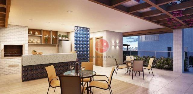 Apartamento com 3 dormitórios à venda, 79 m² por R$ 891.000,00 - Meireles - Fortaleza/CE - Foto 5