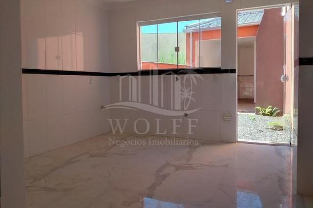 JD346 - Sobrado com 3 suítes + 1 dormitório térreo em Barra Velha/SC - Foto 8