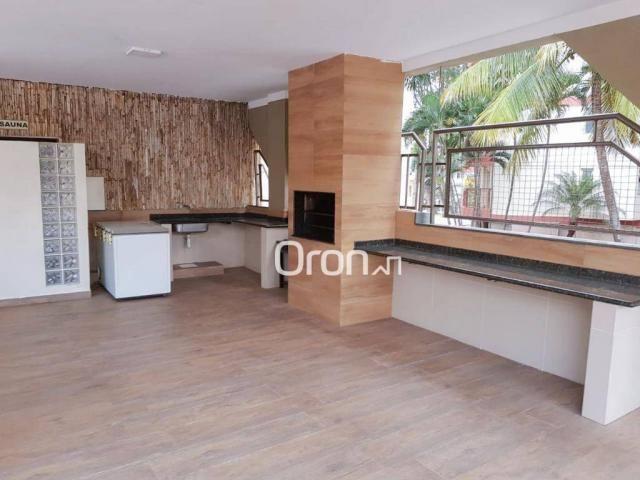 Apartamento com 3 dormitórios à venda, 120 m² por R$ 359.000,00 - Setor Central - Goiânia/ - Foto 12