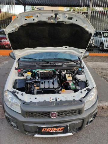 FIAT STRADA 1.4 GABINE DUPLA 14/15 COMPLETA SUPER CONSERVADA. - Foto 16