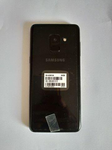 Smartphone samsung Galaxy A8 (2018) 64GB - Foto 2